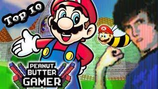 Download Top 10 Mario Games! - PBG Video