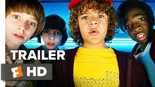 Download Stranger Things Season 2 Comic-Con Trailer (2017) | TV Trailer | Movieclips Trailers Video