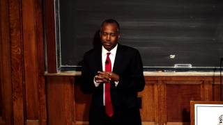 Download Dr. Ben Carson on ″The Value of Common Sense″ Video