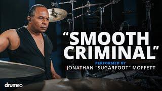 Download Michael Jackson's Drummer Jonathan Moffett Performs ″Smooth Criminal″ Video