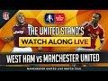 Download West Ham United 1-2 Manchester United Matchday LIVE   Rashford Wins it! Video