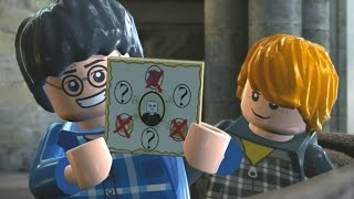 Download LEGO Harry Potter Remastered Walkthrough Part 12 - Harry Vs. Snape Video