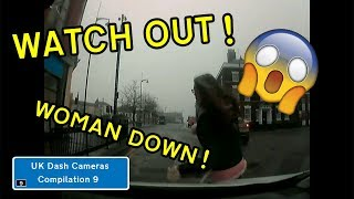 Download UK Dash Cameras - Compilation 9 - 2018 Bad Drivers, Crashes + Close Calls Video