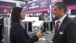 Download Asys Group is tackling Industry 4.0 with robotic handling Video