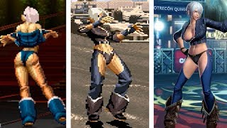 Download Angel [King of Fighters] Evolution (2001-2017) Video