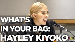 Download Hayley Kiyoko Whats in Your Bag + What's Coming Video
