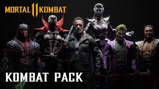 Download Mortal Kombat 11 Kombat Pack – Official Roster Reveal Trailer Video
