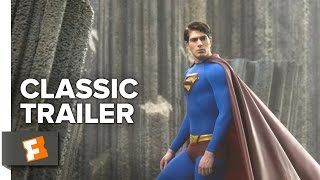 Download Superman Returns (2006) Official Trailer #1 - Superhero Movie HD Video