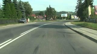 Download DK75 Brzesko - Nowy Sącz - Muszynka cz.3 Video