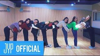 Download TWICE ″Heart Shaker″ Dance Video (Practice Room Ver.) Video