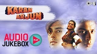 Download Karan Arjun - Full Songs Jukebox | Shahrukh, Salman, Kajol, Mamta Video