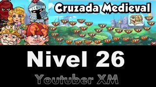 Download Bomber Friends - Cruzada Medieval Nivel 26 Level NUEVO Solucion GamePlay Video
