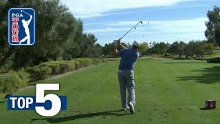 Download Top 5 Shots of the Week | Shriners Hospitals for Children Open | 2017 Video
