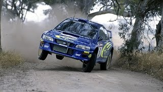 Download [WRC] Subaru Impreza Wrc 1998' compilation Mcrae / Burns Pure Sound HD Video