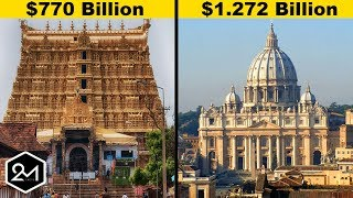 Download 5 Richest Religious Organizations In The World Video