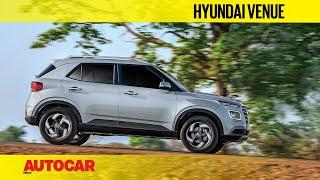 Download Hyundai Venue   Review   Autocar India Video