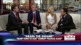 Download Eric Trump Says His Father Is Going to 'Drain the Swamp' Video