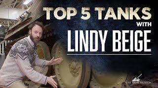 Download Top Five Tanks - Lindybeige | The Tank Museum Video