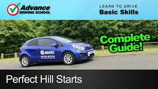 Download Perfect Hill Starts | Learning to drive: Basic skills Video