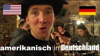 Download AMERICANS eat dinner AT A GERMAN CASTLE! (Germany Vlog) Video