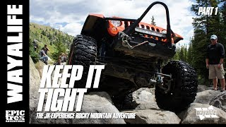 Download KEEP IT TIGHT : JK-Experience Colorado - Holy Cross | Part 1 Video