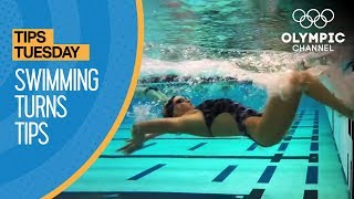 Download How To Improve Your Swimming Turns | Coaches' Tips Video