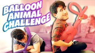 Download BALLOON ANIMAL CHALLENGE #2 Video