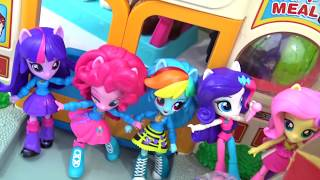 Download MLP My Little Pony Cutie Mark Crew McDonald's Happy Meal Toys Full Set Video