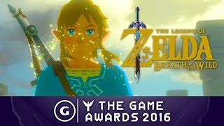 Download Life in the Ruins Trailer - The Legend of Zelda: Breath of the Wild | The Game Awards 2016 Video