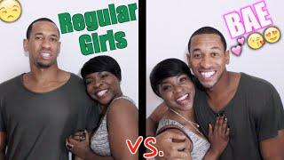 Download Regular Girls vs Bae Video