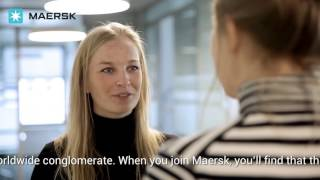 Download Financial Analyst at Maersk Line Video