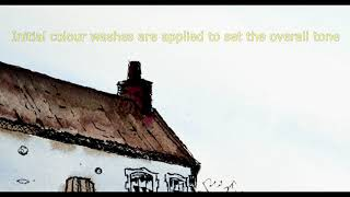 Download Burnham Overy watercolour Video