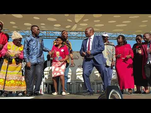 Did you know Chamisa can dance?