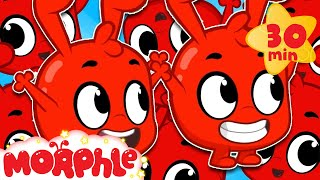 Download Morphle The Clone - My Magic Pet Morphle | Cartoons For Kids | Morphle TV | Kids Videos Video