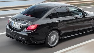 Download 2019 Mercedes C-Class (C43 AMG) - interior Exterior and Drive Video