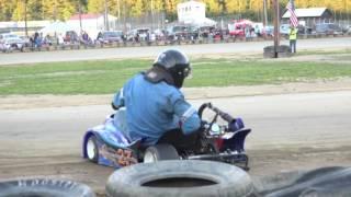 Download 7-3-17 Stateline Speedway Karts 350# Heat 5 Video