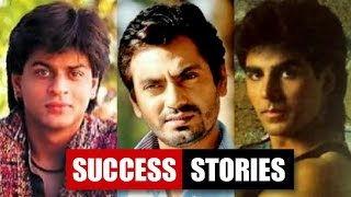 Download 10 Inspiring Struggle Stories of Bollywood Actors [Hindi] Video