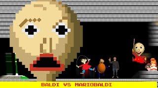 Download Baldi VS MarioBaldi Full Episode Video