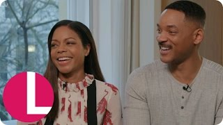 Download Will Smith and Naomie Harris Talk the Deep Emotions of Collateral Beauty | Lorraine Video