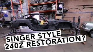 Download Z Car, AE86 & Hot Rod Builds Galore! - Cyrious Garageworks Shop Tour Video