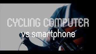 Download Cycling Computer vs Smartphone (How to Use A Smartphone As A Cycle Computer) Video