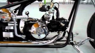 Download Margie´s 125cc Flat Black (Negro Mate) Video