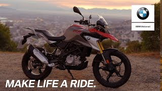 Download In The Spotlight - The new BMW G 310 GS Video