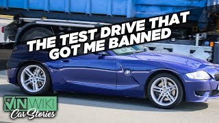 Download This test drive stunt got me banned from BMW for life Video