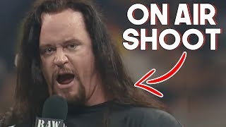 Download 10 Rare Moments and times The Undertaker Broke Character On Camera! Video