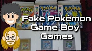 Download Fake Pokémon Game Boy Games (Scumbag Seller) - #CUPodcast Video