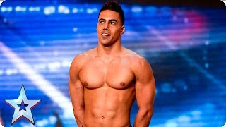 Download Saulo Sarmiento leaves the Judges feeling good | Auditions Week 6 | Britain's Got Talent 2016 Video