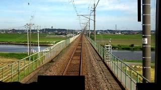 Download 【前面展望】鹿島線 佐原~鹿島神宮 Video