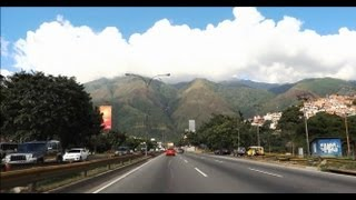 Download Driving Around Caracas Video