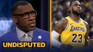 Download Shannon compares LeBron's LA supporting cast to the one he had with the Cavs | NBA | UNDISPUTED Video